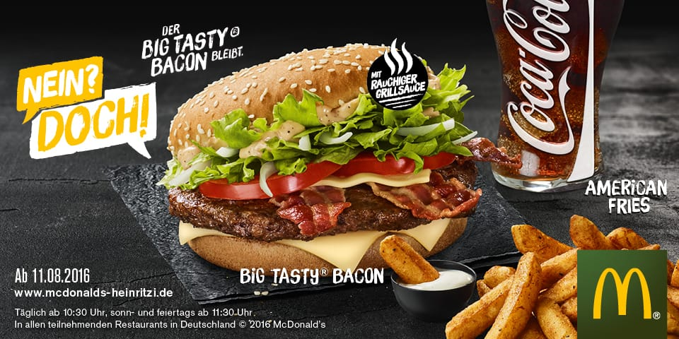 Big Tasty Bacon
